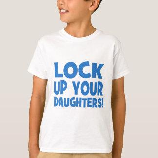T-shirt Enfermez vos filles !
