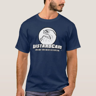 T-shirt enfoiré officiel de BastardCard