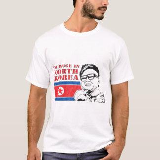 T-shirt énorme seulement en Corée du Nord - Kim Jong-il