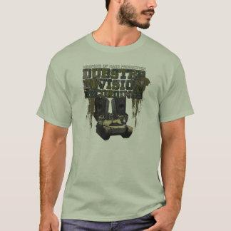 "T-shirt Enregistrements ""armes de Division de Dubstep de"