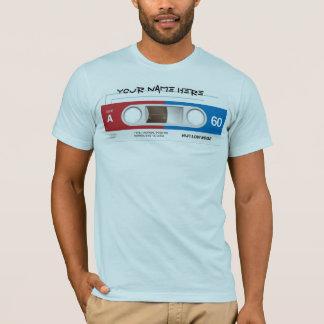 T-shirt Enregistreur à cassettes