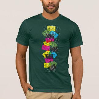 T-shirt Enregistreurs à cassettes