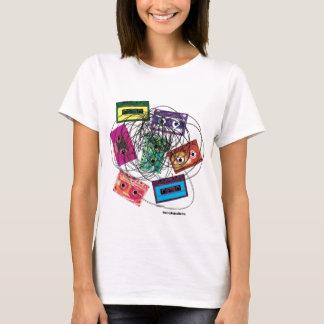 T-shirt Enregistreurs à cassettes de RetroRetroRetro