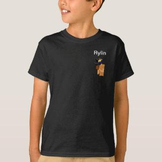 T-shirt Enthousiaste de Paintball