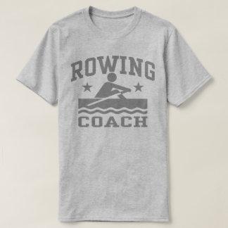 T-shirt Entraîneur d'aviron