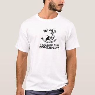 T-shirt entraîneur personnel t