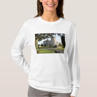 T-shirt Entrée latérale de château de Dromoland sans des