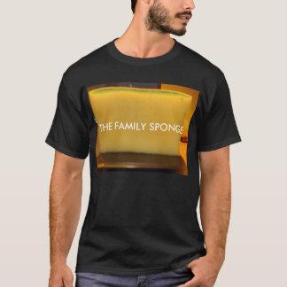 T-shirt éponge 001, L'ÉPONGE de FAMILLE