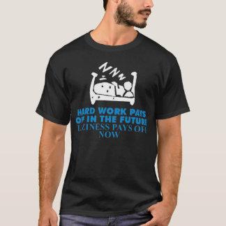 T-shirt éponge maintenant