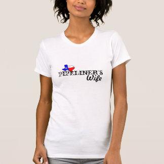 T-shirt Épouse de canalisation de TX