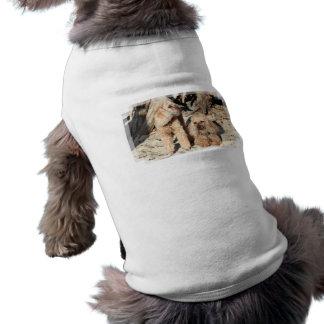 T-shirt Épuisement - caniches - Romeo Remy