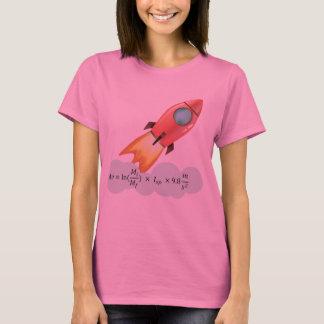 T-shirt Équation d'études spatiales