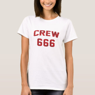 T-shirt Équipage 666