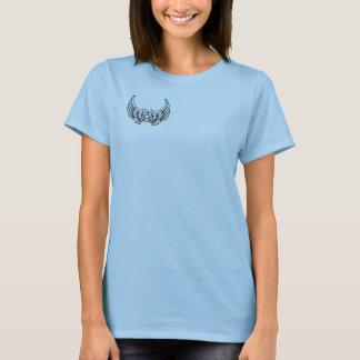 T-shirt Équipage de ménagerie - pièce en t dans le bleu -