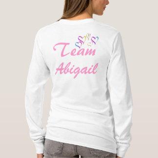 T-shirt Équipe Abigaïl