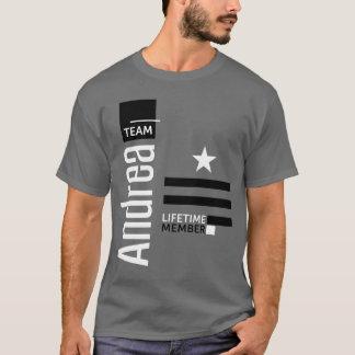 T-shirt Équipe Andrea