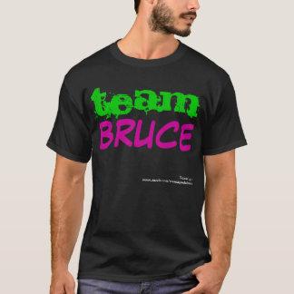 T-shirt Équipe Bruce