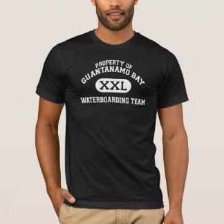 T-shirt Équipe de Guantanamo Bay Waterboarding