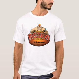 T-shirt Équipe Jersey de peau de porc