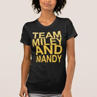 T-shirt Équipe MIley et Mandy