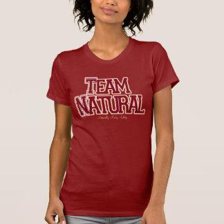 T-shirt Équipe naturelle : C&C