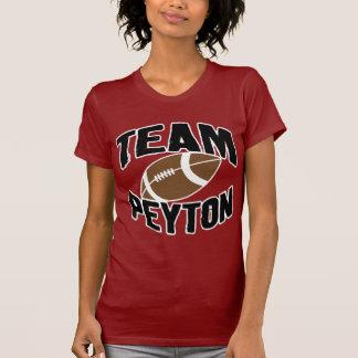 T-shirt Équipe Peyton