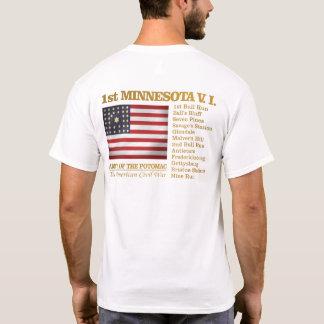 T-shirt ęr Infanterie volontaire du Minnesota (BH)