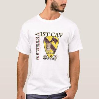 T-shirt ęr VÉTÉRAN de Cav 2004 OIF