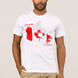 T-shirt Érable