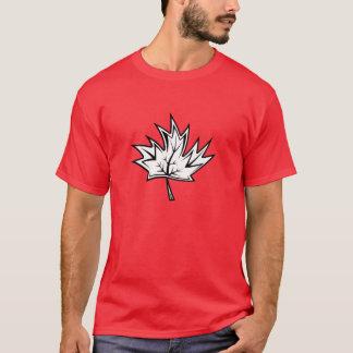 T-shirt Érable-Feuille