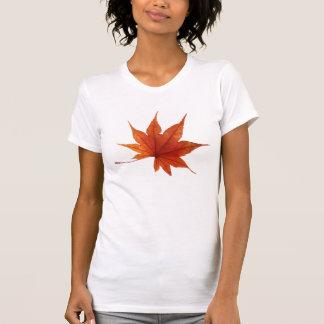 T-shirt Érable rouge