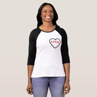 T-shirt Eros au coeur