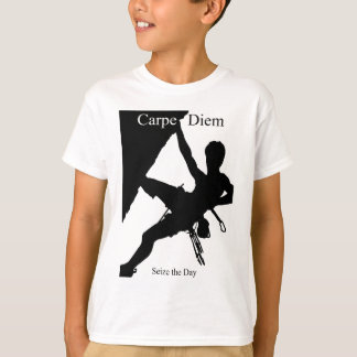 T-shirt Escalade de Carpe Diem