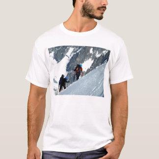 T-shirt Escalade Mont Blanc
