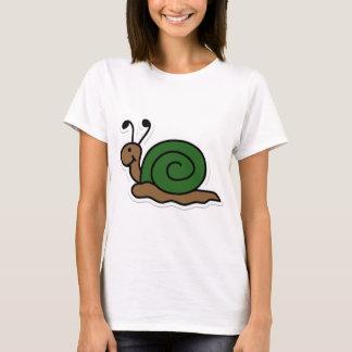 T-shirt escargot