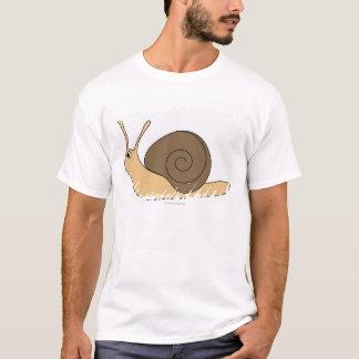 T-shirt Escargot de jardin