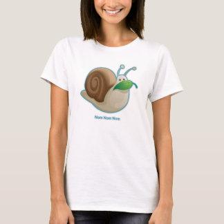 T-shirt Escargot de Kawaii