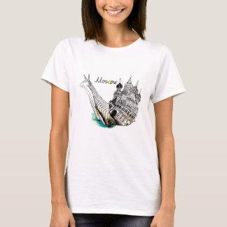 T-shirt Escargot de Moscou