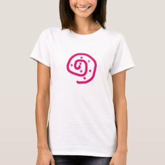 T-shirt Escargot indigène
