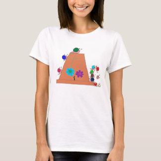 T-shirt escargots