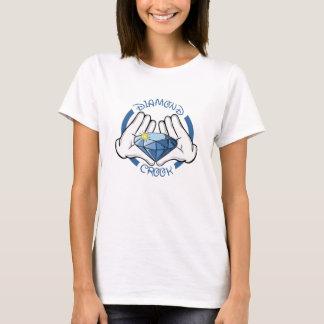 T-shirt Escroc de diamant