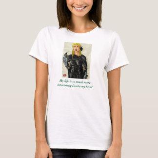 T-shirt Escroc féminin d'Elfen d'imaginaire