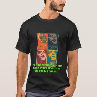 T-shirt ESPÉREZ, le quarante-quatrième président de l'état