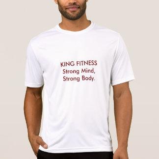 T-shirt Esprit fort de ROI FITNESS, corps fort
