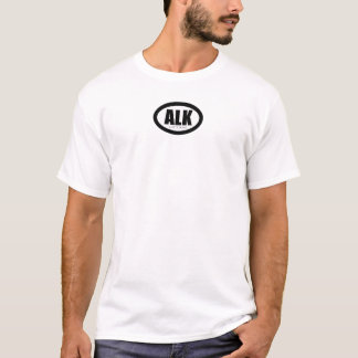 T-shirt Esquimau perdu en Alaska