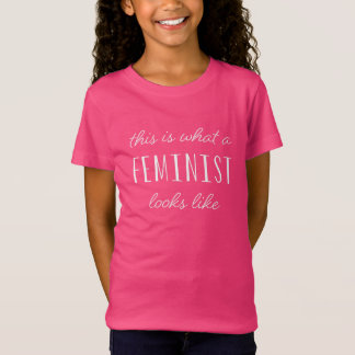 T-Shirt Est c'à ce qu'un féministe ressemble