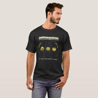 T-shirt Et maintenant, votre moment de Zenn.