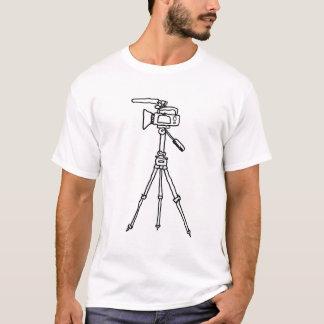 T-shirt Et pièce en t de 54 trépieds