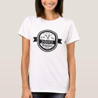 T-shirt Établi dans 23112 Midlothian