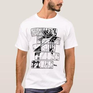T-shirt État de pour toujours
